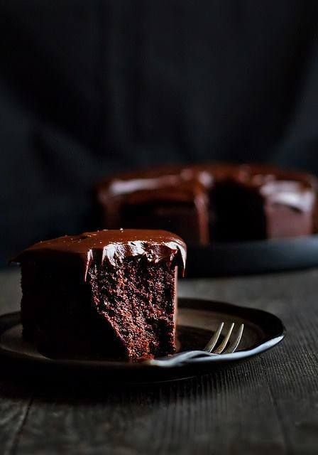 Looks like a great chocolate cake