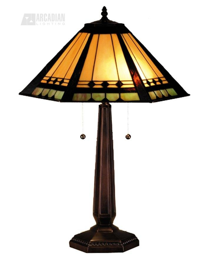 53 Best Mission Style Or Stained Glass Lamps Images On