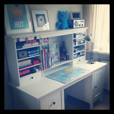 1000 images about ikea stuff on pinterest hemnes - Organiser un bureau ...