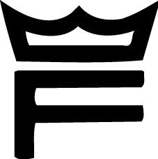 Fiskars logo from 1960-1983