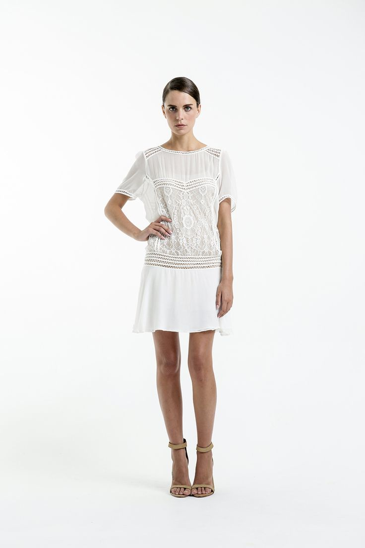 Magali Pascal - Muse 20's Dress, AUD279.00 (http://www.magalipascal.com/muse-20s-dress/)