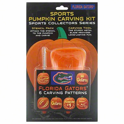 What a great idea for mixing Halloween with football season! #Gators #Florida
