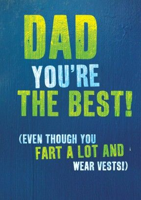 fathers day fart video