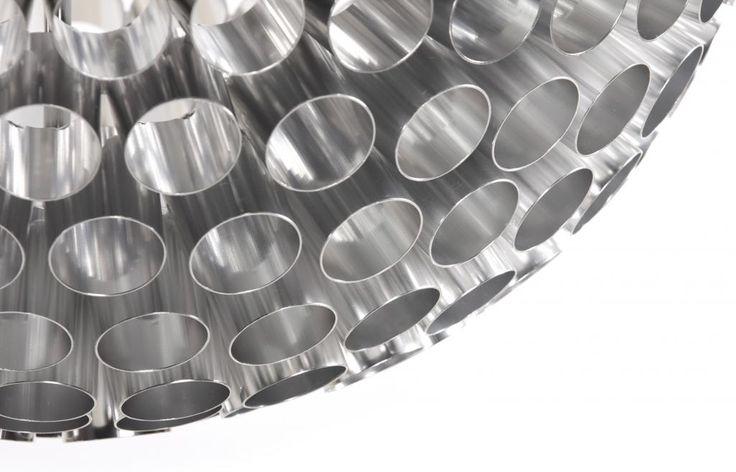 Hanglamp Dionysus - Zilver - Kokoon Design