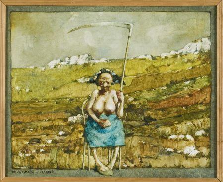 Obraz nr 850/Jurajski Jerzy DUDA-GRACZ - Salon DA DESA Kraków