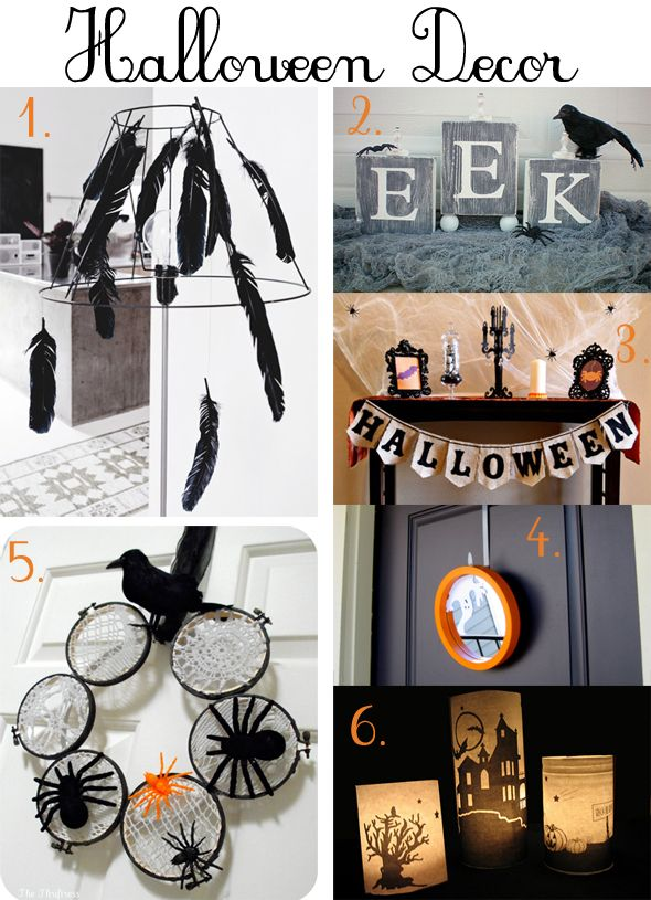 diy halloween decor ideas - Cheap Diy Halloween Decorations