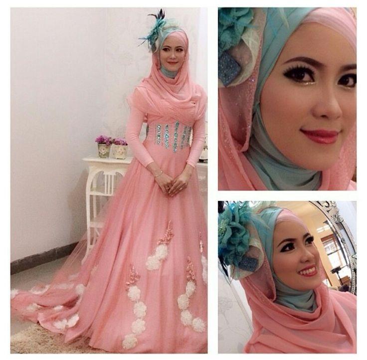 Raden annisa bride