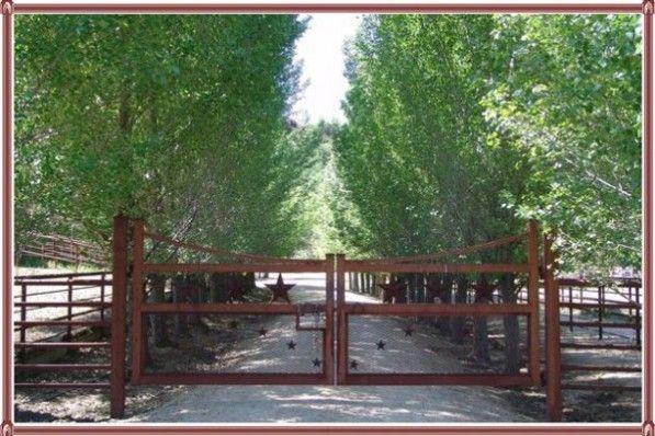 110 Best Gates Images On Pinterest Driveway Entrance