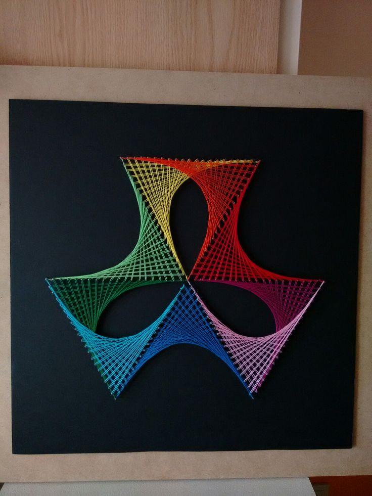 1042 besten string art vorlagen bilder auf pinterest acryl anleitungen und arabisch - String art vorlagen kostenlos ...