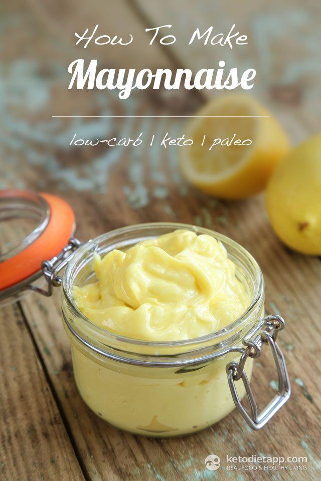 Healthy Homemade Mayo, Three Ways (low-carb, keto, paleo)