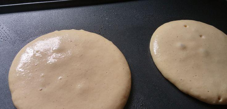low carb pancakes coconut flour cream cheese