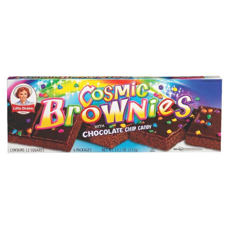 Little debbie cosmic brownies 6ct131oz cosmic