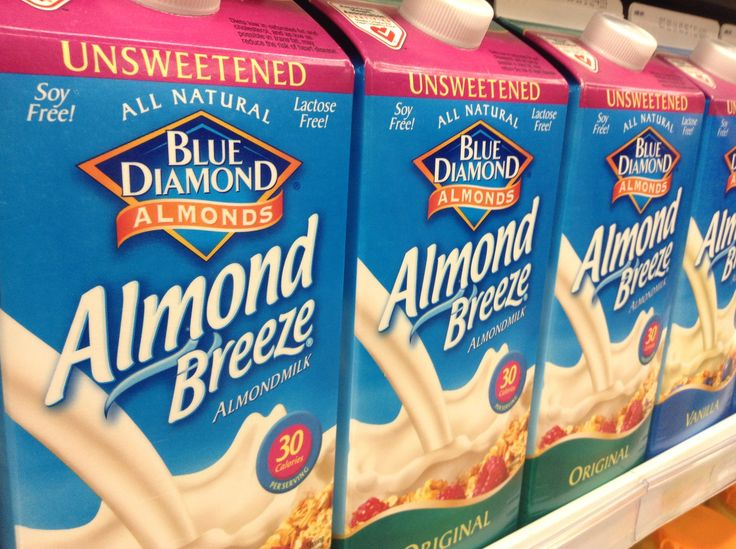 "Is almond milk healthy? Unfortunately, consumers may not be getting the advertised ""healthy"" product!"
