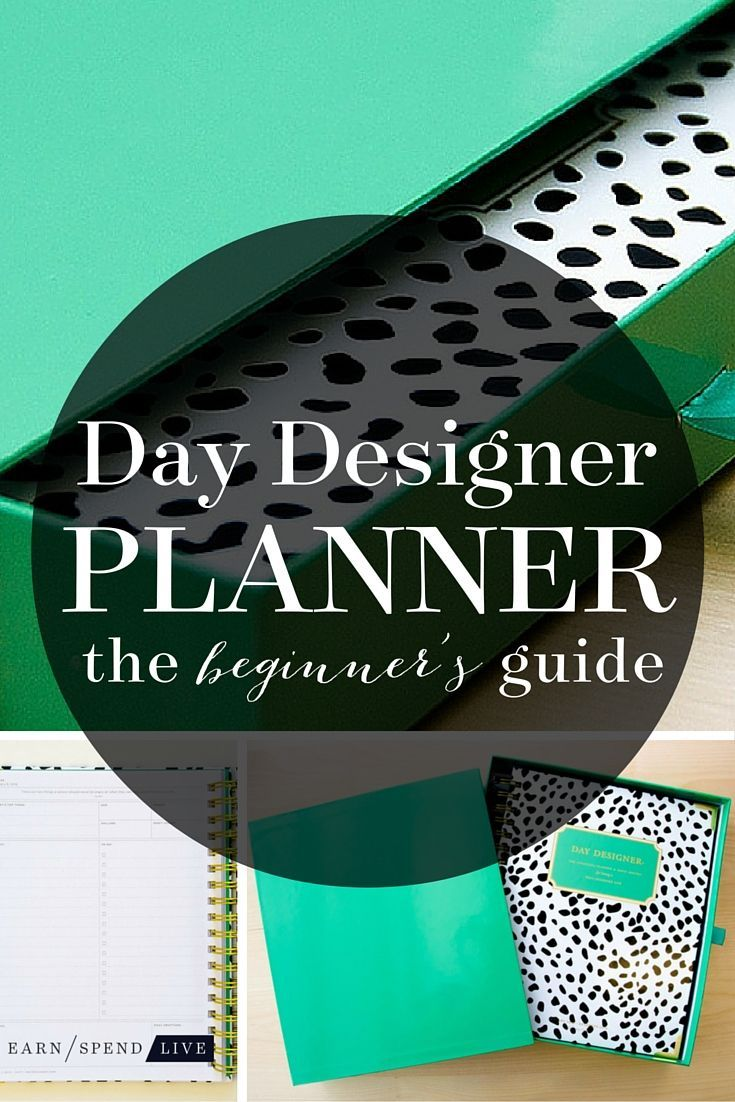 I shopped around for a long time for a planner that could provide those things, and I finally happened across Day Designer. This planner changed the way I went through my days, so heres a guide to the planner for those who dont know where to start.