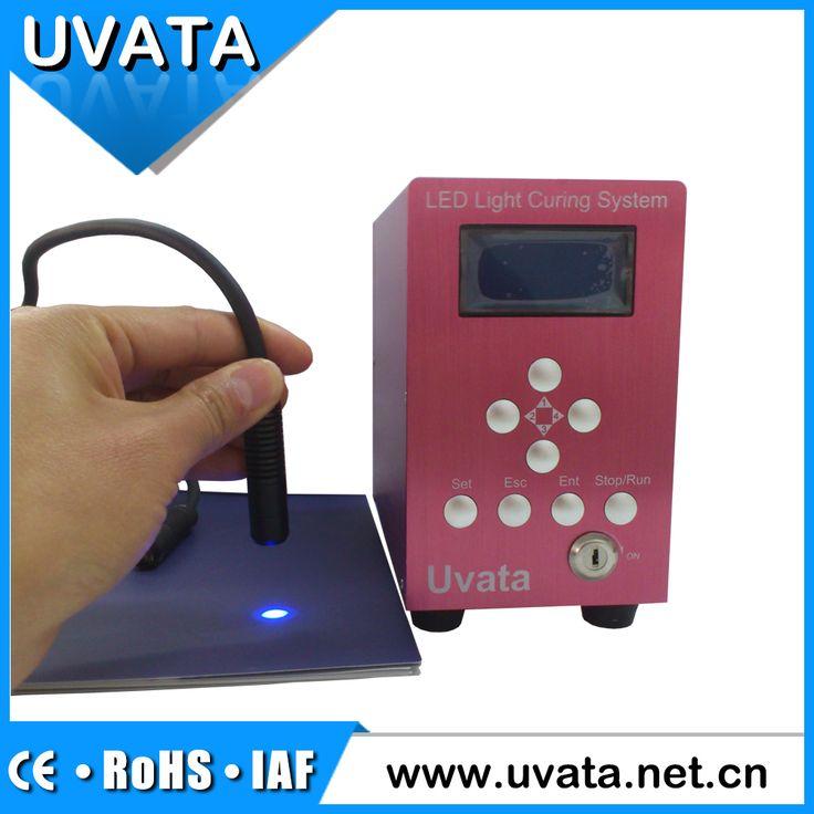 High Efficient UV LED Spot Light Curing Lamp