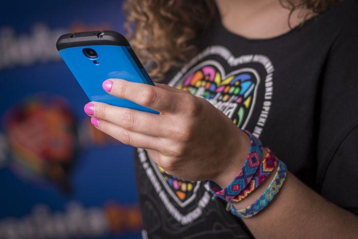 Wykorzystuj SMS w działaniach organizacji pozarządowej. #nonprofit