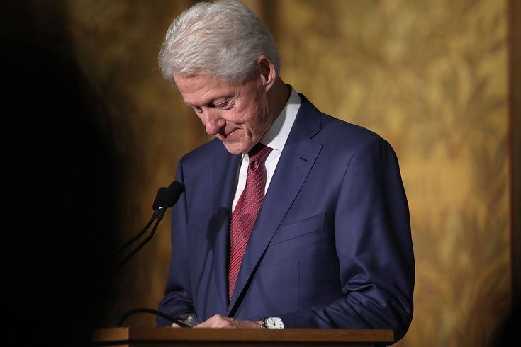 What he did to Monica Lewinsky was wrong, and he should have paid the price.