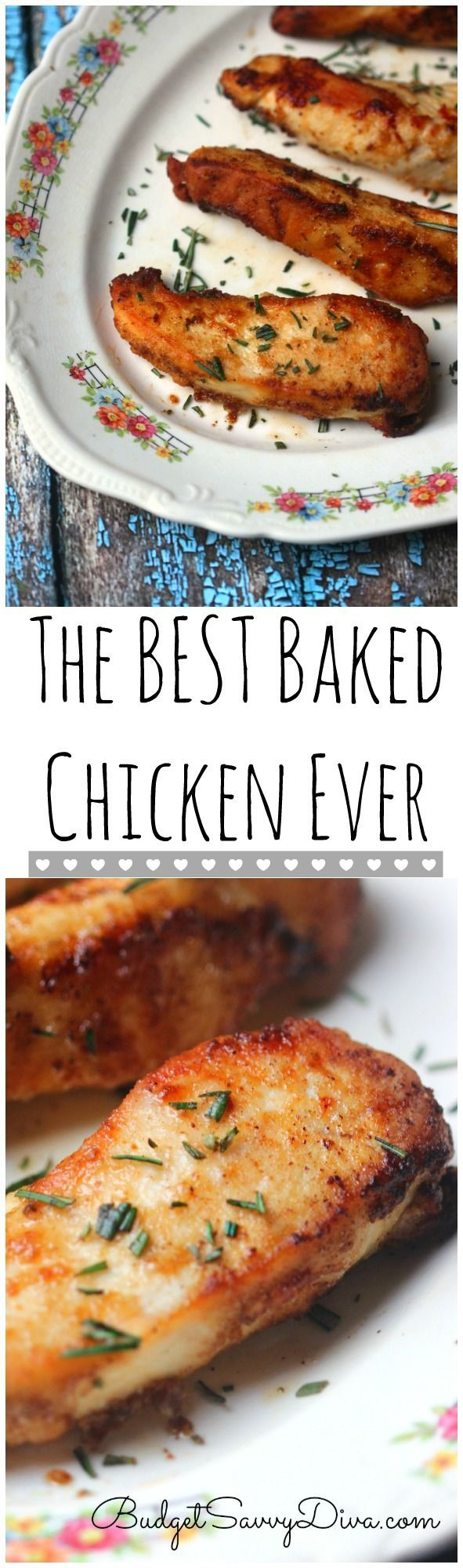 The Best Baked Chicken Ever Recipe – Marie Recipe  To make carb free use coconut flour or almond flour.