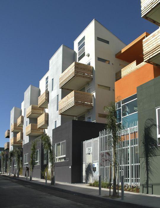 David Baker Architects / Folsom + Dore