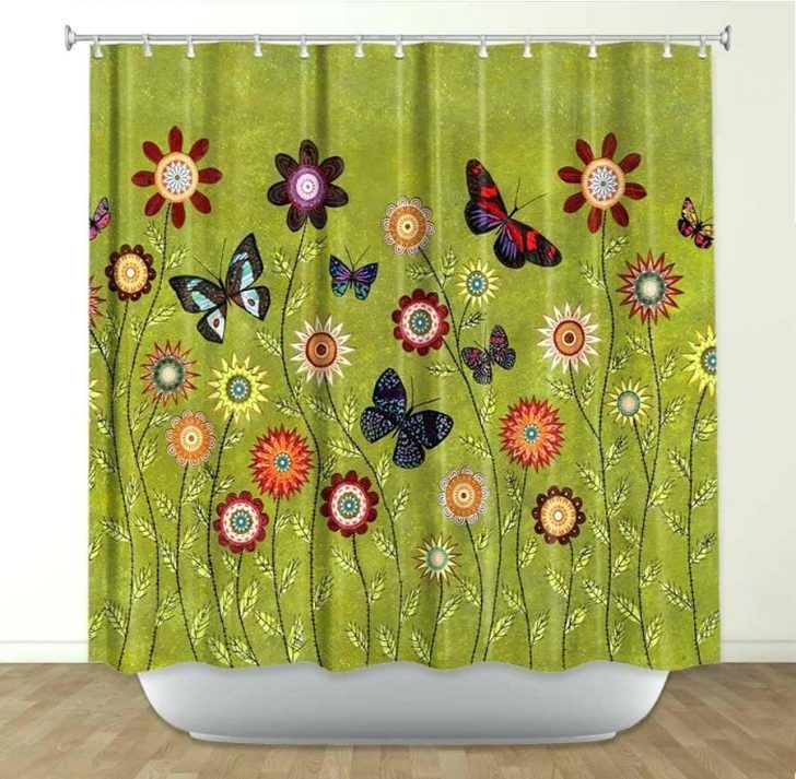 Designs Bohemian Butterflies By Fabric Shower Curtain Bohemian Shower Curtain Walmart Bathroom Furniture Bohemian Chic Shower Curtain Bohemian Shower Curtain Uk