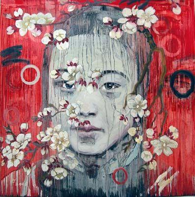 Hung Liu.jpg 397×400 pixels
