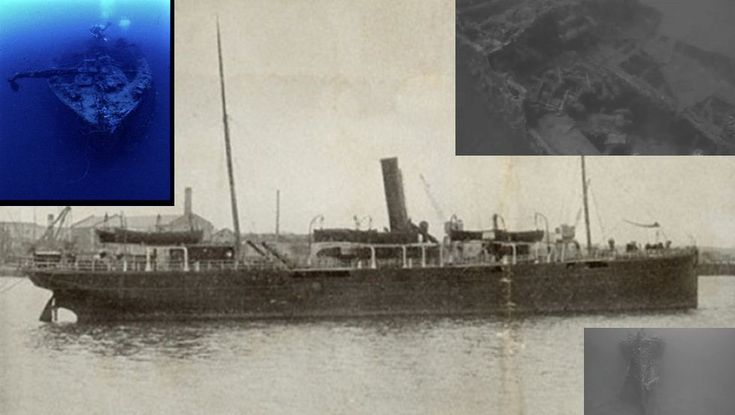 The haunted shipwreck of the Aegean Sea - the story of \