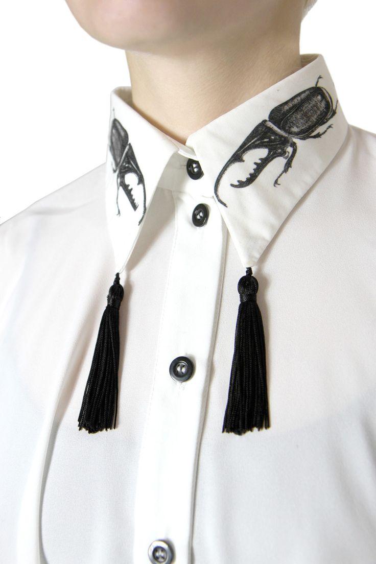 Beetle Collar Shirt – Pope London