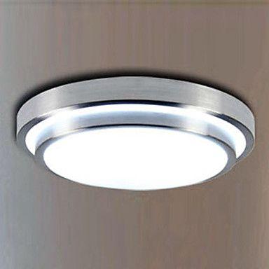 [XmasSale]Criativo moderno LED embutida Galvanoplastia Alumínio Luz Monte Acrílico - BRL R$ 89,37
