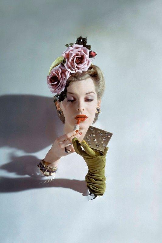 Гламурные 1940-е в цвете и высоком разрешении - История и современность