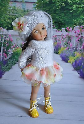 OOAK-OUTFIT-FOR-DOLLS-Little-Darlings-Effner-13. SOLD for $126.72 on 11/21/14.