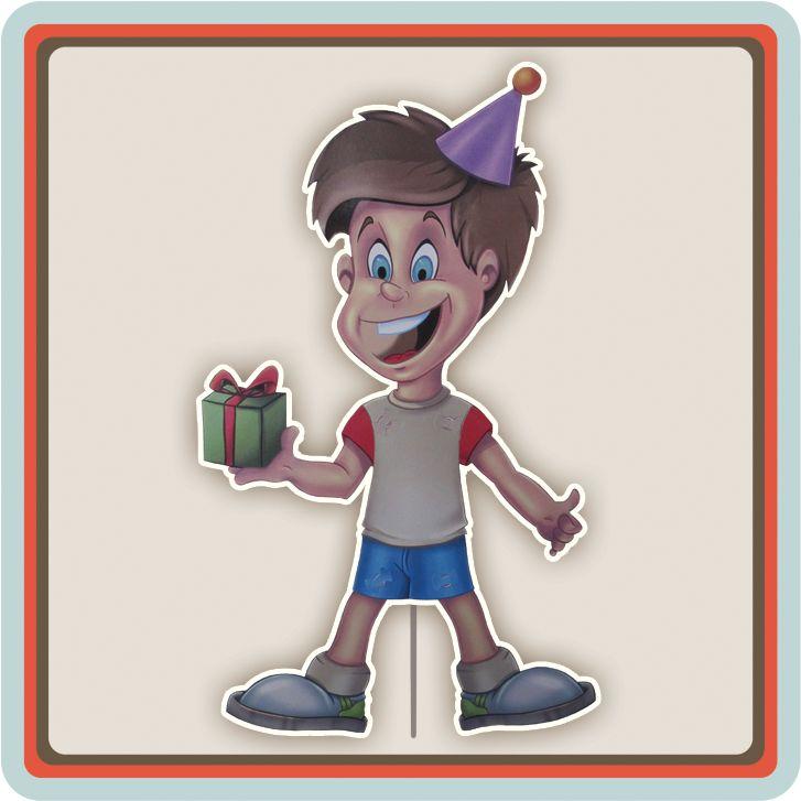 De trekpop is een uitnodiging voor een verjaardagsfeestje. Ben jij opzoek naar een originele uitnodiging die je kunt versturen naar al je vriendjes en vriendinnetjes dan is deze trekpop misschien iets voor jou. Deze vrolijke uitnodiging is gemaakt voor alle jongens die een verjaardagsfeestje willen geven en voor alle meiden is er een trekpop girl.
