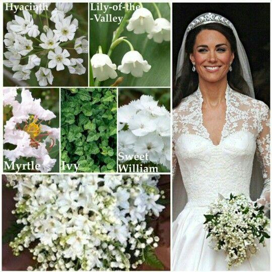 Bouquet de noiva de Kate