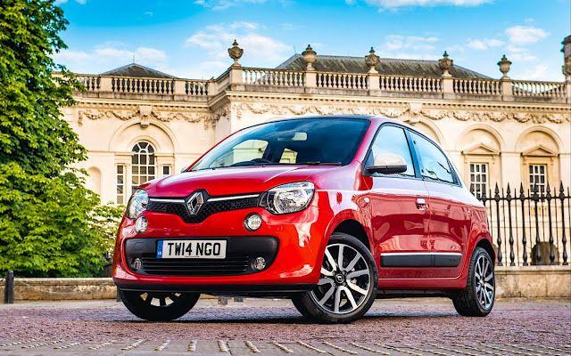 Un Renault Twingo eléctrico en 2018?