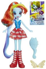 My Little Pony Equestria Girls Rainbow Dash Doll Only $3.85 At Target!