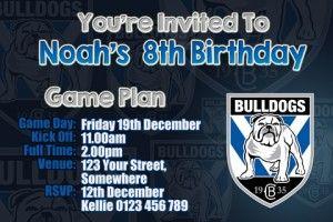 Canterbury Bulldogs 1