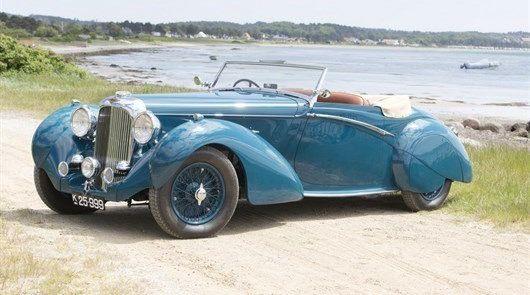 1939 Lagonda LG6 Rapida Drophead 07