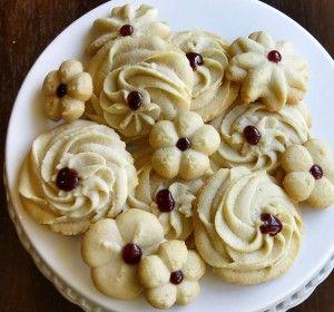 Butter Cookies - Cake Boss Bakeware
