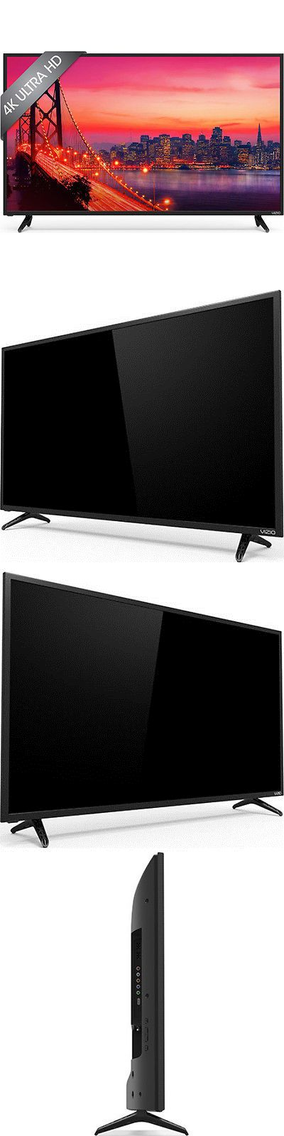 Televisions: Vizio E60u-D3 - 60-Inch 4K Ultra Hd Smartcast E-Series Tv Home Theater Display -> BUY IT NOW ONLY: $899 on eBay!