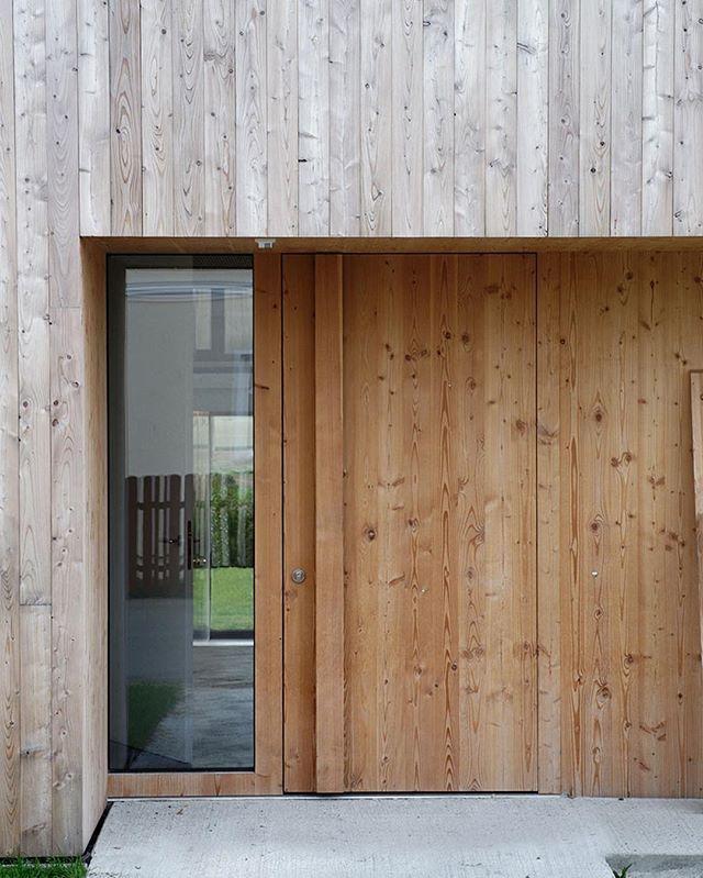 House A by Bernd Zimmermann #Architekten, the house was completed in 2011 in Haigerloch, #Germany. © Valentin Wormbs #designandlive