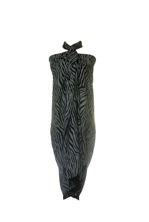 Pareo sarong omslagdoek Ibiza style boho hippie door GiftsFromBali