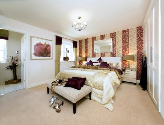 Typical Interior  - Master Bedroom and En-Suite
