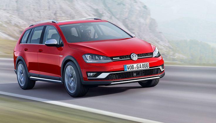 GALERIE: Volkswagen Golf Variant: České ceny verzí R, GTD a Alltrack   FOTO 2   auto.cz