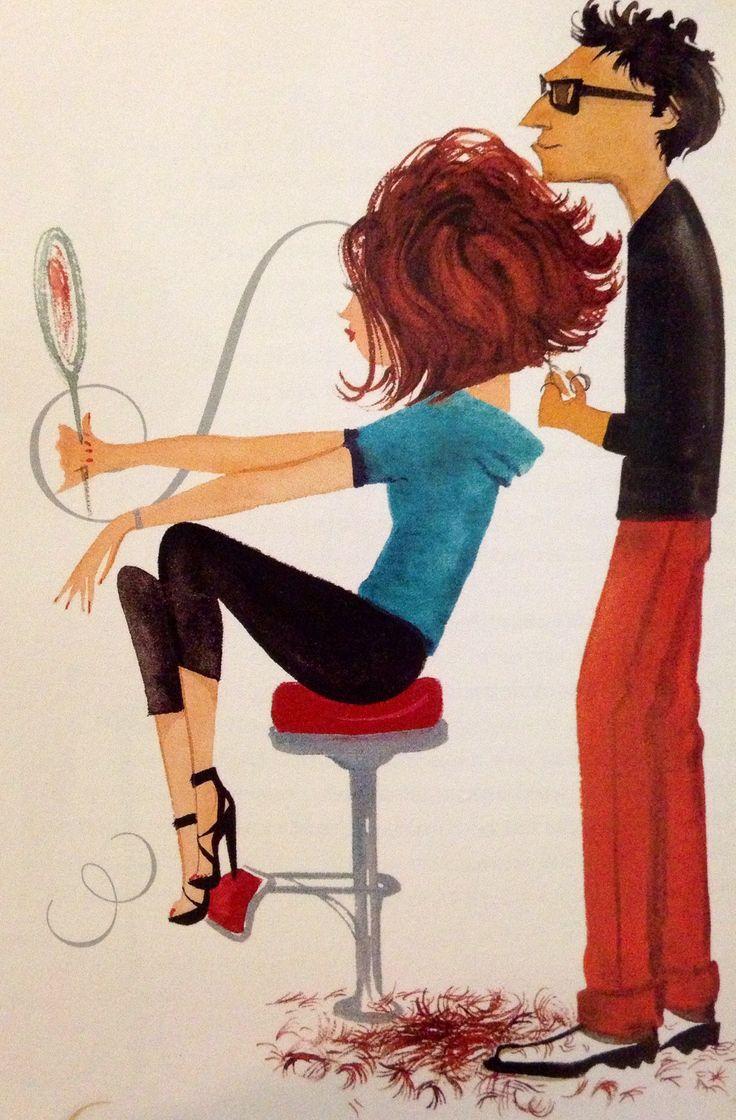 рим арт картинка парикмахером поражаются
