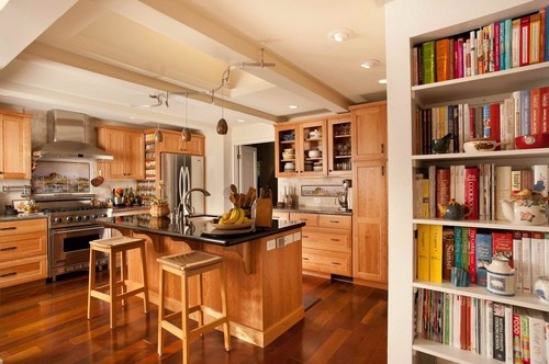 Hudick Italian Countryside remodel - mediterranean - kitchen - san francisco - by Elite Construction Services Inc.
