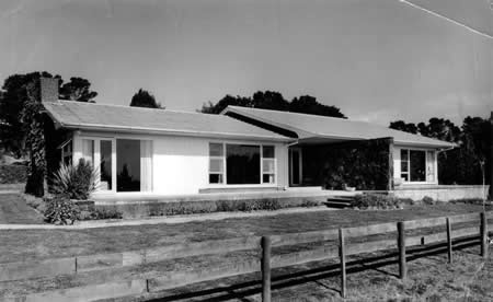 George Whye's House (1960's)