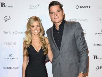 Canadian Tennis Star Milos Raonic Has a New Girlfriend! - http://www.tsmplug.com/tennis/canadian-tennis-star-milos-raonic-new-girlfriend/