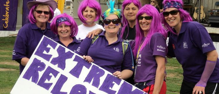 Did you get in on this weekends #RelayforLife 2014? #cancersociety