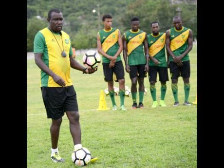 Jamaica's Reggae Boyz didn't see much of the ball, but they took their chances to hold on fora 2-2 draw against World Cup-bound South Korea in their friendly international in Turkeyon Tuesdaymorning(Jamaica time). The world 59th ranked 'Red Devils' controlled much of the possession throughout...