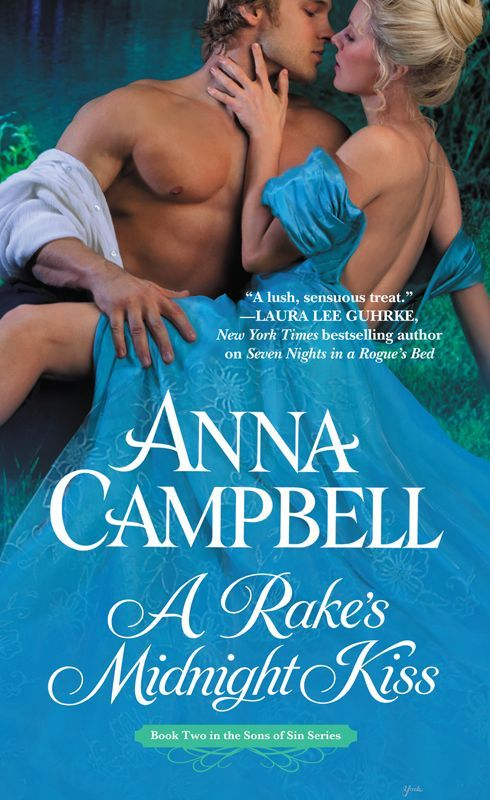 Amazon.com: A Rake's Midnight Kiss (Sons of Sin) eBook: Anna Campbell: Books