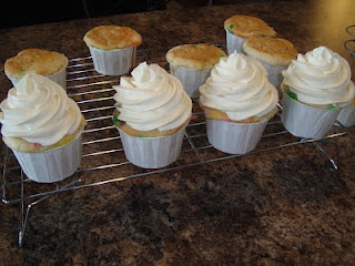 Light and Airy Vanilla Cupcake Frosting